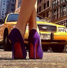 NYC & Louboutin.