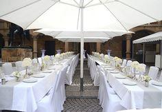 Der Deko-Service für Hochzeiten und Events