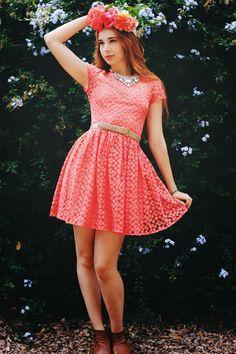 Taryn's Party // Anthropologie Dress