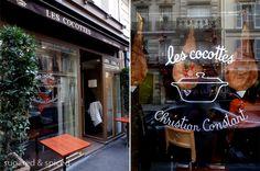 si mai aneu a Paris, un reconegut  restaurant per cocottes. les cocottes de christian constant