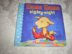 Llama Llama Nighty-Night Anna Dewdney