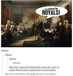 That kind of lux just ain't for us.... Lorde and historical humor