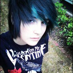 Dat shirt...dem eyes.... Dat hair... DAT BOY*_*