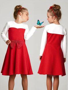 girls dress sewing pattern, tween dress sewing pattern, Elise