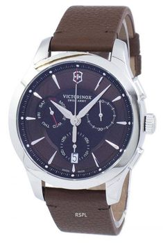 Victorinox Alliance Swiss Army Men Watch 241749 is a sophisticated timepiece that matches both your work and party wear flawlessly. G Shock Watches, Watches For Men, Victorinox Swiss Army, Swiss Army Watches, Army Men, Watch Sale, Stainless Steel Case, Chronograph, Quartz