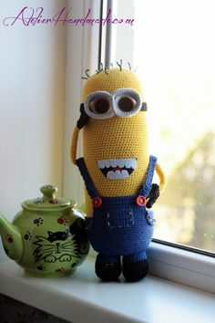minion crosetat