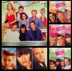 Beverly Hills 90210 season 2 Beverly Hills 90210, 90210 Season 2, Shannen Doherty, Luke Perry, Fox Tv, Holiday Wallpaper, March 4, Best Shows Ever, Movies Showing