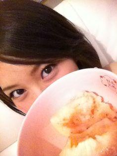 Twitter / yuka_masuda: 遥香がももむいてくれたよん( ̄▽ ̄) https://twitter.com/yuka_masuda/status/230281537319481344
