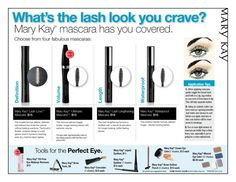 Mary Kay: Which mascara do you prefer? I personally use Mary Kay Ultimate Mascara I love how it thickens and lengthens my lashes