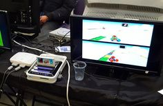 Retron 5 at London Anime and Gaming Con Feb 2017.