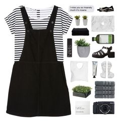 """collab with emma! // holding pictures in my hands now"" by elderflowers ❤ liked on Polyvore featuring Monki, Fujifilm, NARS Cosmetics, Jennifer Haley, Christy, L:A Bruket, Lux-Art Silks, Aesop, Perricone MD and Home Source International"