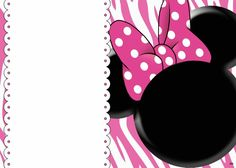 Image for Minnie Head Png