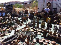 saturday morning - vintage market