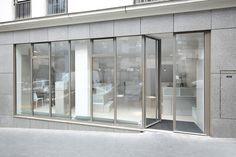 Kantoorinrichting Van Hypernuit : Hypernuit offices paris by h2o architectes home pinterest