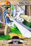 One Piece - Galdino by OnePieceWorldProject