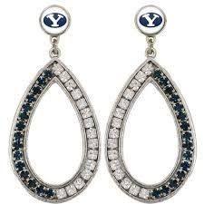 Image result for earrings byu