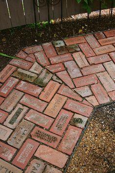 Brick writings