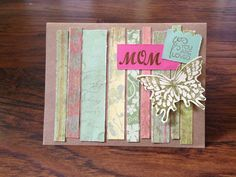 For Mom Greeting Card  https://www.etsy.com/listing/151837114/handmade-paper-greeting-card-mom-you-are?ref=related-11 $3.75