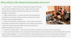 Boca Raton Water Damage Restoration Service – Cleanup Source by constancemorrisonmedial Perfect Image, Perfect Photo, Life Pictures, Cool Pictures, Flood Prevention, Boca Raton Florida, Water Damage Repair, Flood Damage, Restoration Services
