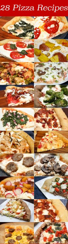 The end of National Pizza Month brings out a lot of emotions in us: Despair at the thought of facing a year long wait until the next month of pizzabration (pizz Pasta Pizza, Sauce Pizza, Calzone, Stromboli, Pizza Recipes, Cooking Recipes, Great Recipes, Favorite Recipes, Sandwiches