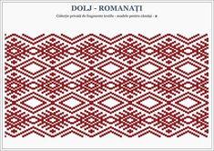 Cum recunoașteți modelele străvechi de pe IE față de cele inventate recent. Cum recunoști o IE cu modele străvechi românești, de UN KITSCH. | Lupul Dacic Folk Embroidery, Embroidery Stitches, Embroidery Patterns, Cross Stitch Patterns, Knitting Patterns, Learn Embroidery, Floral Embroidery, Knit Stranded, Palestinian Embroidery