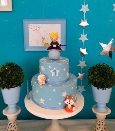 The Little Princess - El Principito Violeta Glace Prince Birthday Party, Baby Boy Birthday, Birthday Parties, Little Prince Party, The Little Prince, Baby Shower Parties, Baby Boy Shower, Prince Wedding, Ideas Para Fiestas