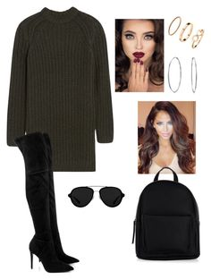 """""""Untitled #130"""" by yasminabuwi on Polyvore featuring NLST, Bling Jewelry, Kendall + Kylie, H&M, New Look and 3.1 Phillip Lim"""