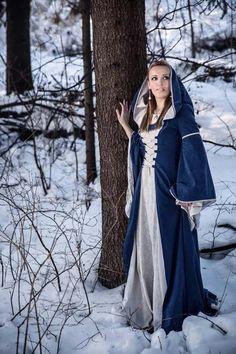 Queen Brunhild lady