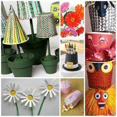 25 paper cup craft