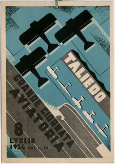 Taliedo Grande Giornata Aviatoria, 1934 / Fly Now: The National Air and Space Museum Poster Collection