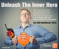Who wants a FEIN MultiMaster under the tree this year? #tools #holidaygifts #giftsforhim