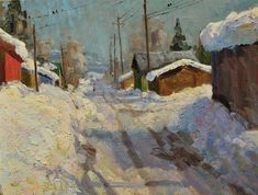 Gregory Packard, Alley Sunshine