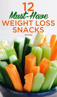 Try these 12 Must-Have Weight Loss Snacks and stay ahead of your healthy eating goals!