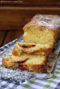 Experimente aus meiner Küche: Apfelrührkuchen #ichbacksmir #rührkuchen