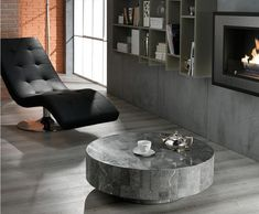 Entdecken Sie Die 20 Couchtische Aus Stein, Naturstein Und Fossilstein In  Modernem Design Und Richten Sie Ihr Wohnzimmer Ein
