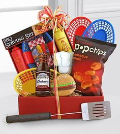 The Great Outdoors Summer Grilling Gift - Father's Day Gift Idea