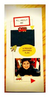 A person centered plan. A great tool for your next IEP (Individualized Education Plan).