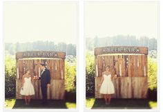Beer bar for a rustic wedding. @Rebecca Zapata every baseball theme needs some beer :D