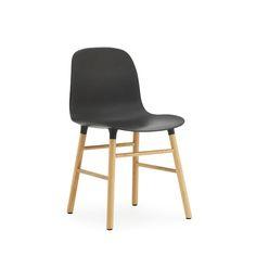 norman copenhagen, normann copenhagen, normann cph, form chair, stoler, spisestoler, møbler