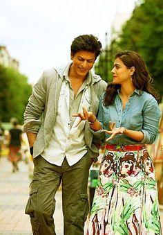 Shahrukh&Kajol
