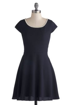 Pearly to Rise Dress, #ModCloth