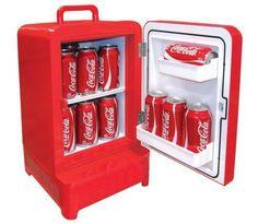 Image result for coca cola mini kjøleskap