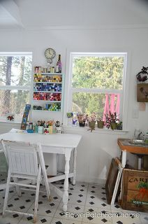 Craft Room Idea Box By Cynthia H Organized Room Ideas Pinterest
