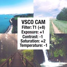 This is PART 3 of the Best Instagram VSCO filter Hacks There are too many cool instagram VSCO filter hacks posted here that I had to separate it into 3 posts so everything loads fast! I know a lot of you are instagrammers who are obsessed in obtaining that perfect filter or perfect grid *just like I am* *guilty as charged* Selecting whether to use SE3, HB1, A6 amongst a few. Whether to add brightnest, decrease saturation, or increase contrast. Add warmth or cool down your photo. These…