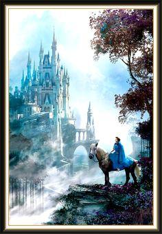 Disney art. I want this.