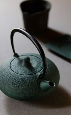 """""""Strange how a teapot can represent at the same time the comforts of solitude and the pleasures of company."""""""