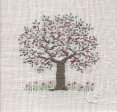 Jo Butcher, Embroidery Artist - Gallery - Category: Trees