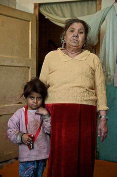 Salihi Mejrema born 01.03.2003 and Beciri Djevahira born 14.04.1940  Inhabitants of Osterode camp