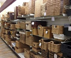Decorative Baskets: Inspiration for Using Them in Your Home - Driven by Decor