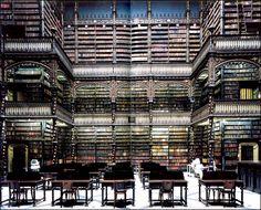 Real Gabinete Português de Leitura, Rio de Janeiro, RJ – Brasil